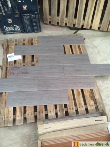 Gạch Granite 15x60 sàn gỗ cao cấp