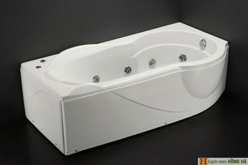 Bồn Tắm Massage Không Chân - Không Yếm - MT3180AL/R