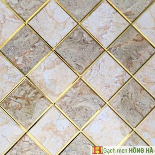 Mã số : TM-3003Gạch 30x30cm nhũ vàng cao cấp - 07