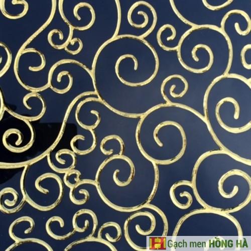 Mã số : TM-2950-1Gạch 30x30cm nhũ vàng cao cấp - 05