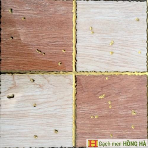 Mã số : TM-3007Gạch 30x30cm nhũ vàng cao cấp - 11