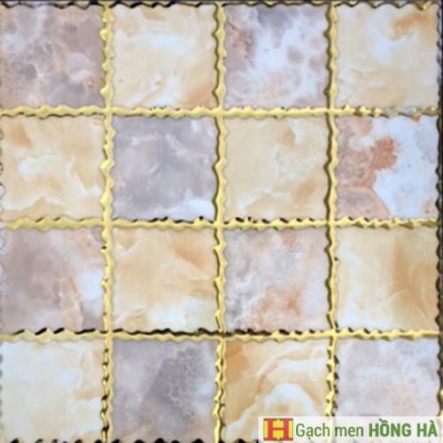 Mã số : TM-3009Gạch 30x30cm nhũ vàng cao cấp - 12