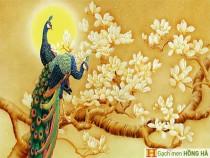 Gạch tranh TMC Tùng Mai Ceramics - Tranh Công