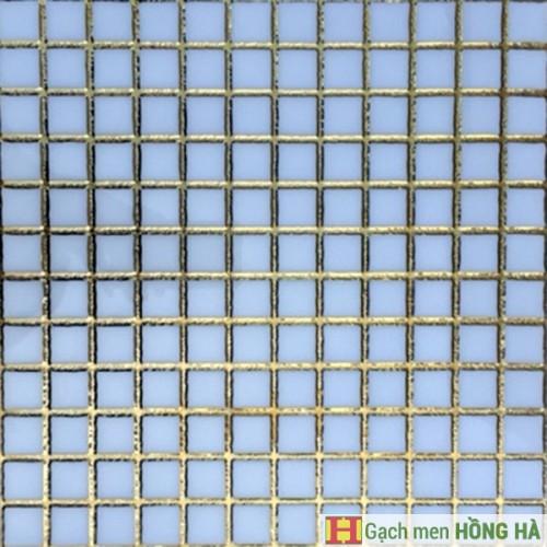 Mã số : TM-3436-1Gạch 30x30cm nhũ vàng cao cấp - 15