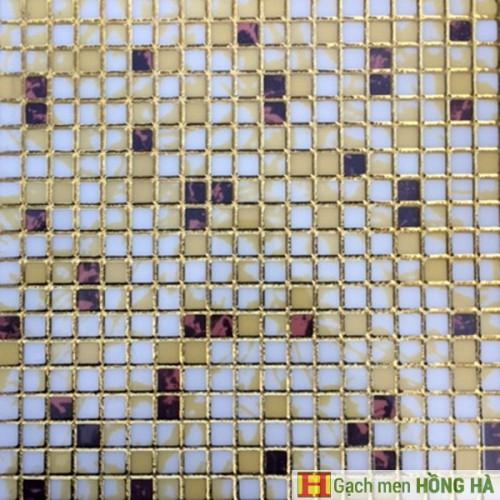 Mã số : TM-2538Gạch 30x30cm nhũ vàng cao cấp - 02