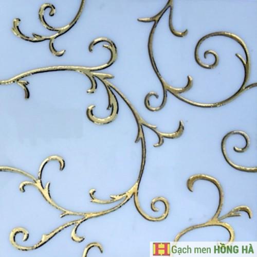 Mã số : TM-4944-1Gạch 30x30cm nhũ vàng cao cấp - 21