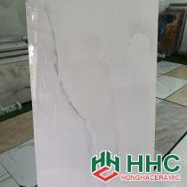 Gạch ốp tường 60x120 trắng vân mây PH10