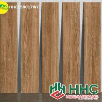 Gạch giả gỗ 15x80 hhc158017WC