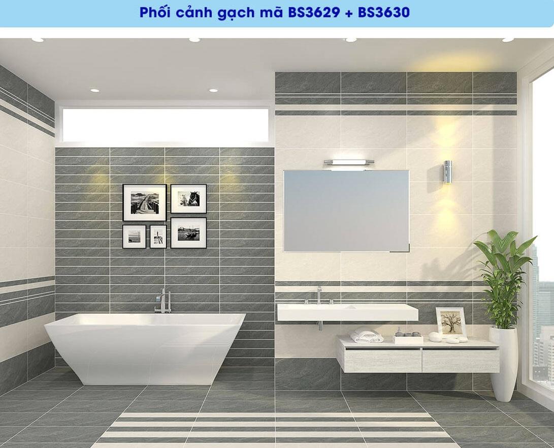 Gạch ốp tường 30x60 - Gạch ốp tường bếp, nhà tắm, đẹp - Chính hãng