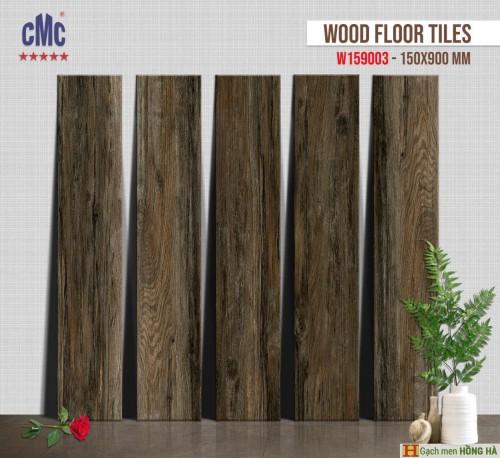 Gạch giả gỗ giá rẻ 15x90 CMC WC9003