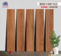 Gạch giả gỗ giá rẻ 15x90 CMC WC9006