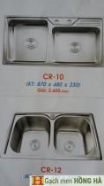 Chậu rửa cao cấp INOX 304 giá rẻ. giảm giá ngay 30%