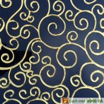 Gạch 30x30cm nhũ vàng cao cấp