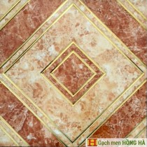 Gạch 30x30 cm nhũ vàng cao cấp - 06