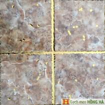 Gạch 30x30cm nhũ vàng cao cấp - 14