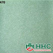 Gạch 40x40 muối tiêu xanh 470