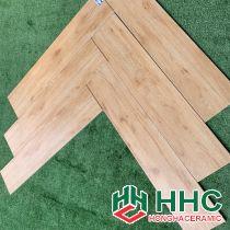 Gạch giả vân gỗ lim đào 20x100 w82105