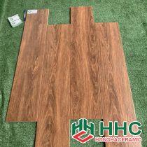 Gạch giả gỗ 20x100 màu nâu đỏ w89903