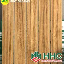 Gạch giả gỗ quy cách 15x90 hhc15904ms