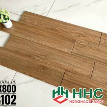 Gạch 15x80 giả gỗ 158102