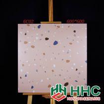 Gạch 60x60 6C02 vân đá ngôi sao
