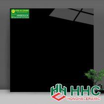 Gạch 80x80 catalan hhca803 Đen trơn bóng kiếng