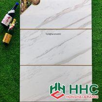 Gạch ốp tường 40x80 trắng vân khói hha4612w8