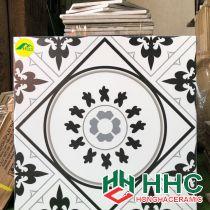 Gạch bông 40x40 trang trí MIKADO 02