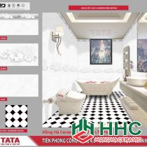 Gạch ốp tường 30x60 TATA HA3640