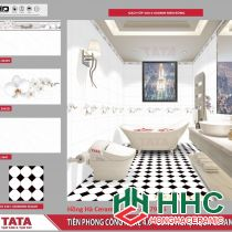 Gạch ốp tường 30x60 TATA HA3641