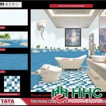 Gạch ốp tường 30x60 TATA HA3648