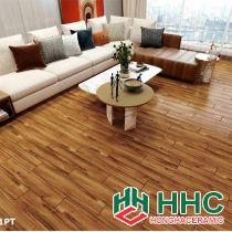 Gạch lát sàn giả gỗ 15x80 hhc158001pt