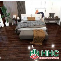 Gạch giả gỗ màu đậm 15x80 hhc 158003pt
