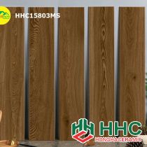 Gạch vân gỗ 15x80 lát khách sạn hhc15803ms