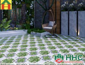 Cách chọn gạch lát sân cho nhà nhỏ